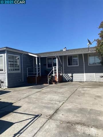 6110 E 17Th St, Oakland, CA 94621 (#CC40954474) :: Strock Real Estate