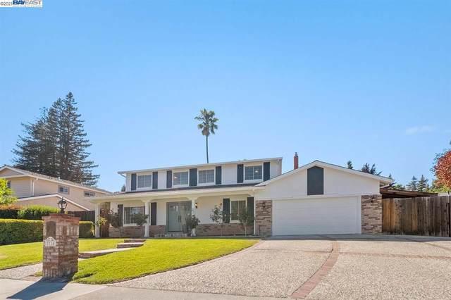 3714 Norris Canyon Rd, San Ramon, CA 94583 (#BE40954482) :: Strock Real Estate
