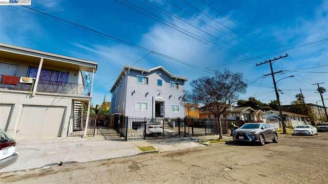 1122 E 17th St, Oakland, CA 94606 (#BE40954494) :: Strock Real Estate