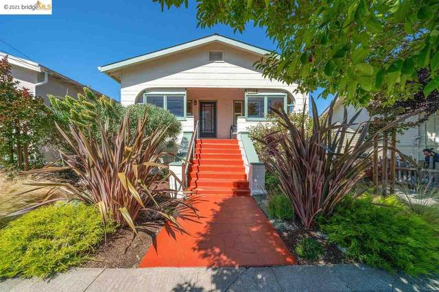 1048 Cornell Ave, Albany, CA 94706 (#EB40954503) :: The Kulda Real Estate Group