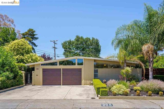 208 San Antonio Way, Walnut Creek, CA 94598 (#EB40954511) :: Paymon Real Estate Group