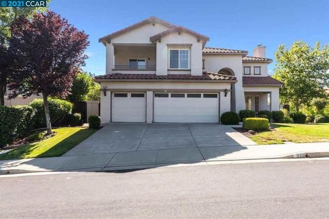999 Autumn Oak Cir, Concord, CA 94521 (#CC40954516) :: Schneider Estates