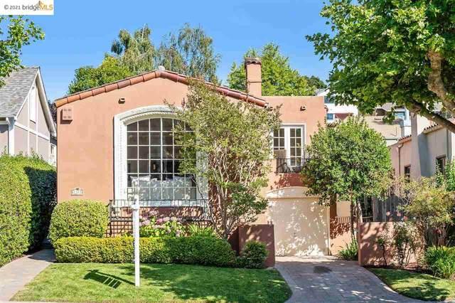 1389 Trestle Glen Rd, Oakland, CA 94610 (#EB40954527) :: Real Estate Experts