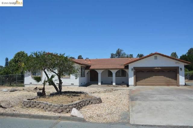 70 Monte Linda St, Oakley, CA 94561 (#EB40954533) :: The Kulda Real Estate Group