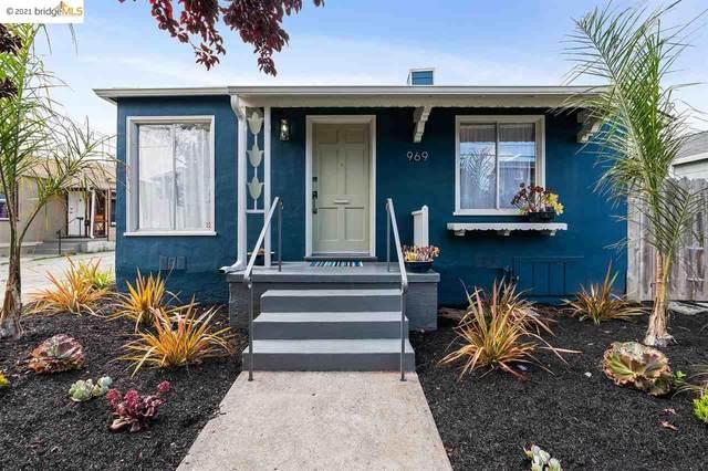 969 57Th St, Oakland, CA 94608 (#EB40954546) :: Strock Real Estate