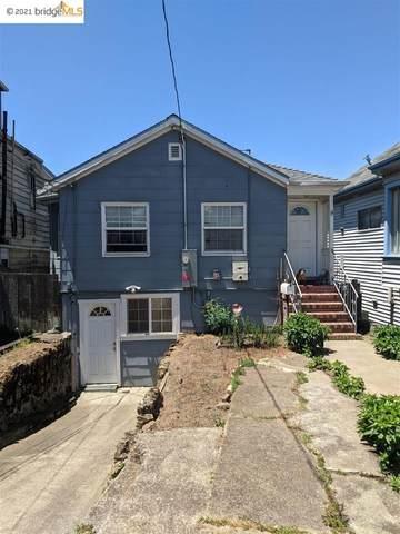 159 Harold Ave, San Francisco, CA 94112 (#EB40954544) :: Robert Balina | Synergize Realty