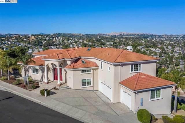 2850 Eugene Ter, Castro Valley, CA 94546 (#BE40954545) :: The Realty Society