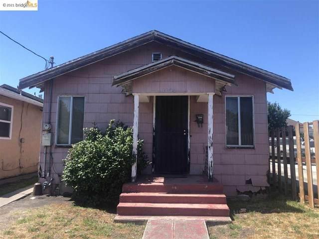 1037 83rd Avenue, Oakland, CA 94621 (#EB40954551) :: Schneider Estates