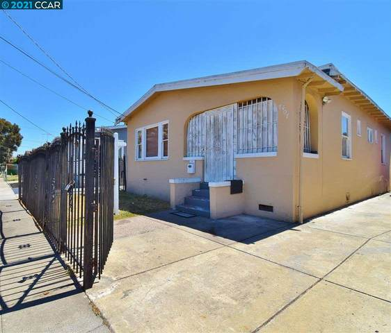 7407 Arthur St, Oakland, CA 94605 (#CC40954567) :: Schneider Estates