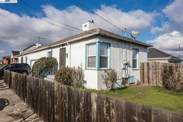2175 108th Ave, Oakland, CA 94603 (#BE40954575) :: The Realty Society