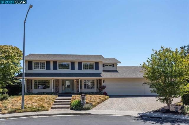 180 Sandringham Dr. S, Moraga, CA 94556 (#CC40954585) :: The Kulda Real Estate Group