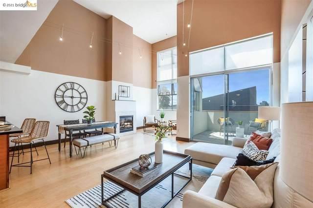 3960 Adeline St 304, Emeryville, CA 94608 (#EB40954600) :: Strock Real Estate