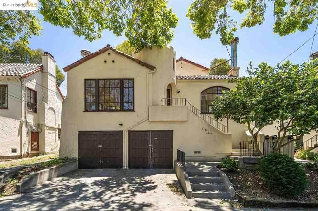 2340 Virginia St, Berkeley, CA 94709 (#EB40954605) :: Paymon Real Estate Group