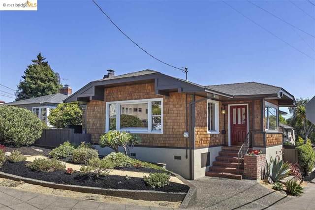 1502 Sonoma Avenue, Albany, CA 94706 (#EB40954617) :: The Kulda Real Estate Group