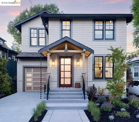 918 60Th St, Oakland, CA 94608 (#EB40954619) :: Strock Real Estate
