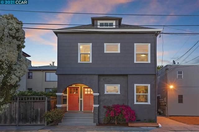 5940 Racine St, Oakland, CA 94609 (#CC40954624) :: Schneider Estates