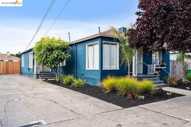 967 57Th St, Oakland, CA 94608 (#EB40954642) :: The Kulda Real Estate Group