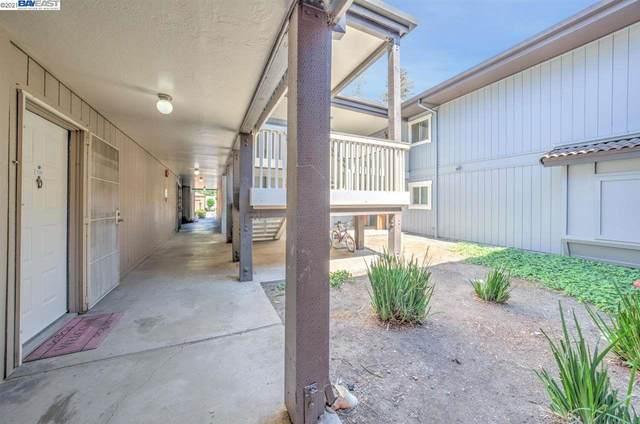 47112 Warm Springs Blvd 129, Fremont, CA 94539 (#BE40954662) :: Schneider Estates