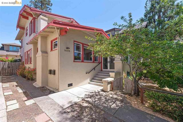 1605 Martin Luther King Jr Way, Berkeley, CA 94709 (#EB40954664) :: Paymon Real Estate Group