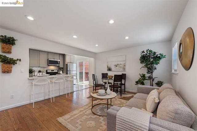 411 38Th St, Oakland, CA 94609 (#EB40954663) :: Schneider Estates