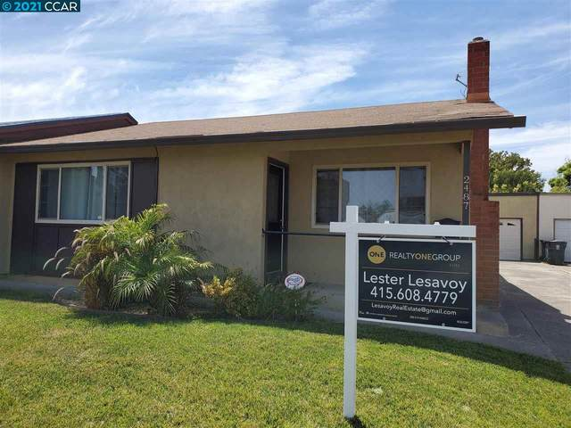 2487 Beaufort Dr, Fairfield, CA 94533 (#CC40954687) :: The Kulda Real Estate Group