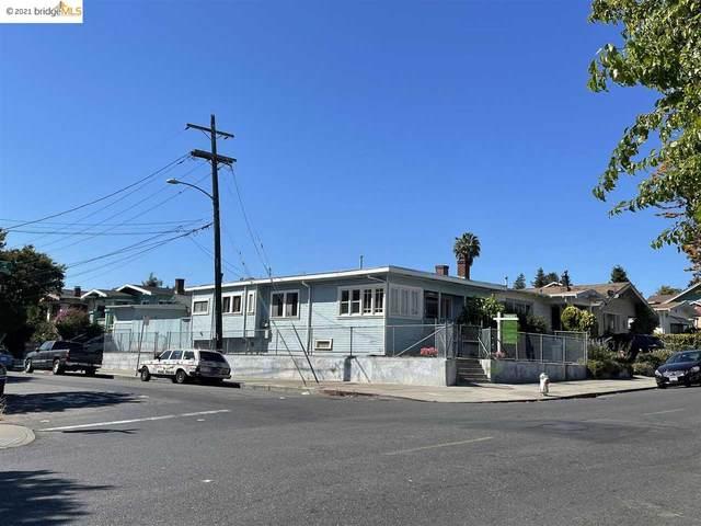 2301 Coolidge Ave, Oakland, CA 94601 (#EB40954693) :: Schneider Estates
