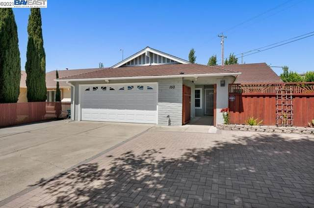 150 Daisy Ct, Vallejo, CA 94589 (#BE40954704) :: The Kulda Real Estate Group