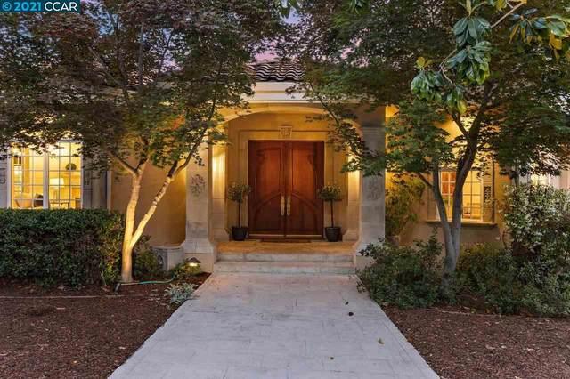 1 Reliez Manor, Lafayette, CA 94549 (MLS #CC40954707) :: Compass