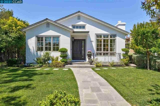 490 Orange Ave, Los Altos, CA 94022 (#CC40954714) :: Paymon Real Estate Group
