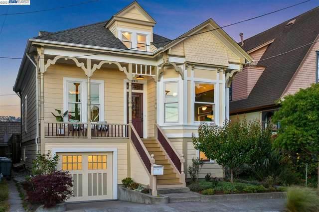 2911 Newbury Street, Berkeley, CA 94703 (#BE40954715) :: The Kulda Real Estate Group