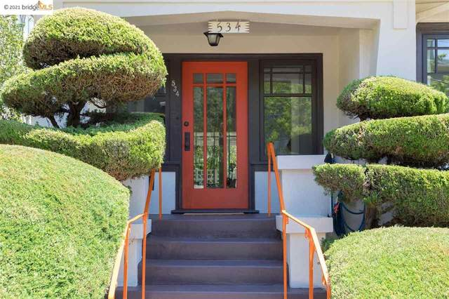 534 Kenmore Ave, Oakland, CA 94610 (#EB40954724) :: Real Estate Experts