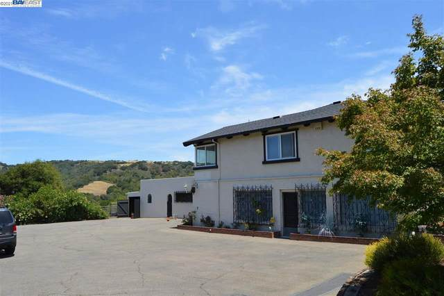 4852 Proctor Rd, Castro Valley, CA 94546 (#BE40954748) :: The Realty Society