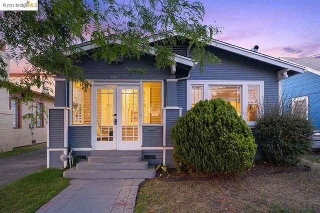 8006 Hillside St, Oakland, CA 94605 (#EB40954755) :: Schneider Estates