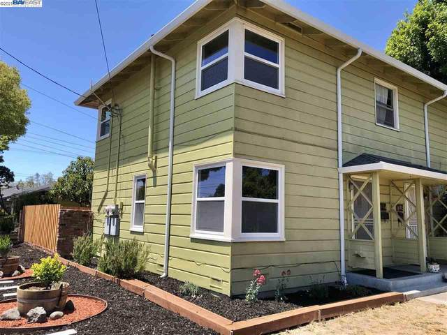 317 Pacific Ave A, Alameda, CA 94501 (#BE40954760) :: RE/MAX Gold