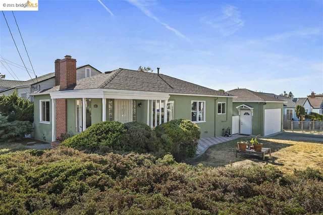5337 Clinton Ave, Richmond, CA 94805 (#EB40954780) :: Paymon Real Estate Group