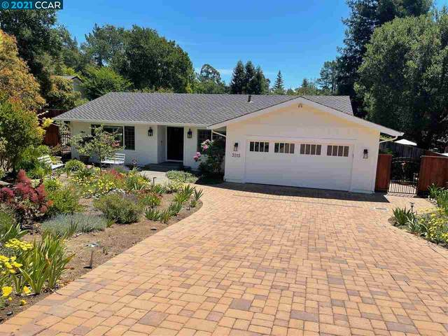 3215 Brookwood Dr, Lafayette, CA 94549 (#CC40954781) :: The Realty Society