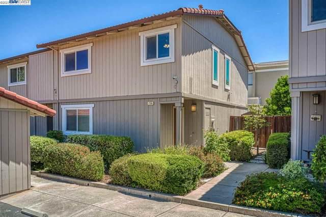 756 Saint Michael Cir, Pleasanton, CA 94566 (#BE40954824) :: The Kulda Real Estate Group