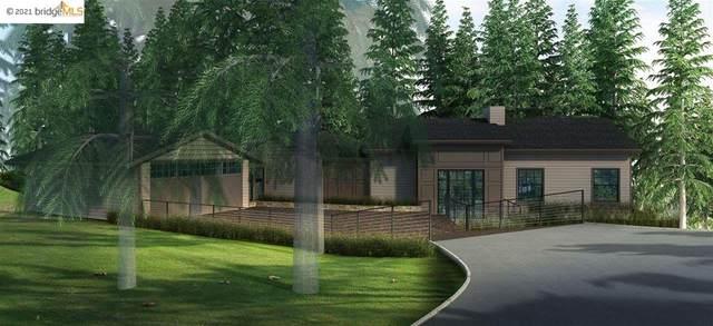 2 Wainwright Pl, Mill Valley, CA 94941 (#EB40954817) :: Schneider Estates