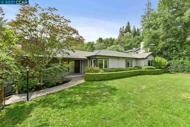 1245 Panorama Dr, Lafayette, CA 94549 (#CC40954843) :: Paymon Real Estate Group
