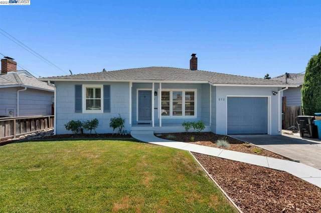 572 Macarthur Ave, San Jose, CA 95128 (#BE40954846) :: Paymon Real Estate Group