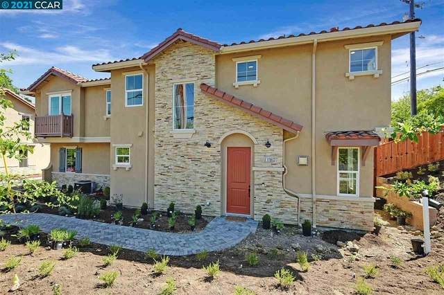 1796 San Miguel Dr, Walnut Creek, CA 94596 (#CC40954863) :: The Realty Society