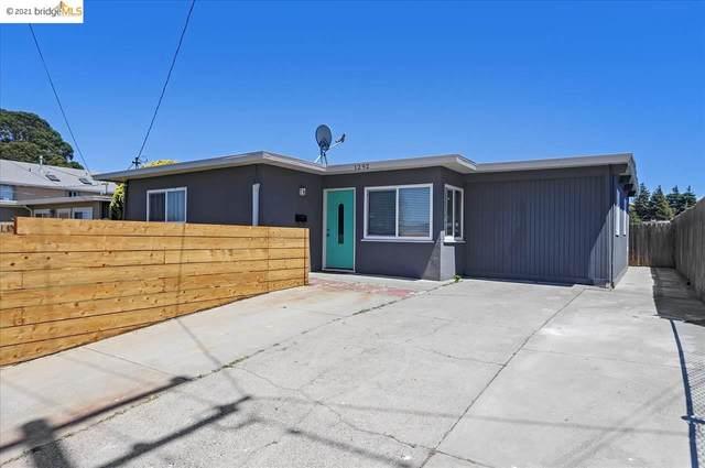 1292 Karen Rd, San Pablo, CA 94806 (#EB40954865) :: Strock Real Estate