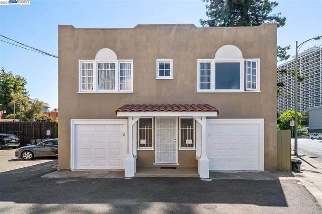 1430 1st Ave Pl, Oakland, CA 94606 (#BE40954875) :: Strock Real Estate