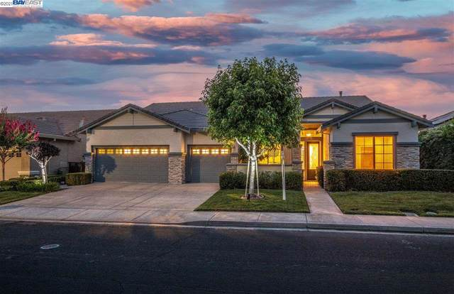 633 Pomona Dr, Brentwood, CA 94513 (#BE40954901) :: The Kulda Real Estate Group