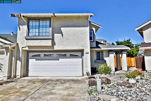 368 Lakehurst Drive, Martinez, CA 94553 (#CC40954907) :: Schneider Estates