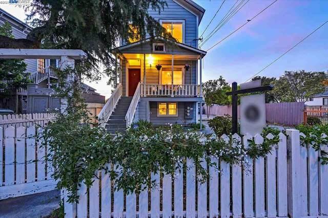 939 Buena Vista Ave, Alameda, CA 94501 (#BE40954914) :: RE/MAX Gold