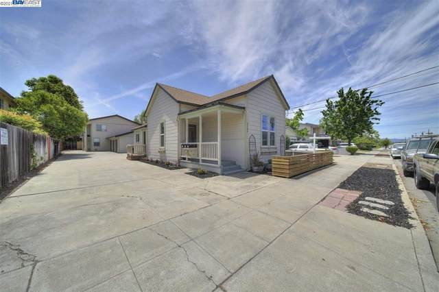 2155 Chestnut, Livermore, CA 94551 (#BE40954919) :: The Realty Society