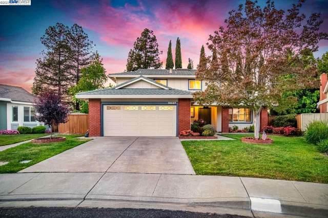 3037 Leger Ct, Pleasanton, CA 94588 (#BE40954923) :: The Goss Real Estate Group, Keller Williams Bay Area Estates