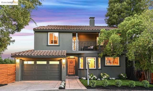 700 Glendome Cir, Oakland, CA 94602 (#EB40954924) :: Strock Real Estate
