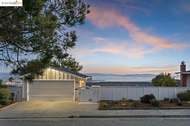 41 Chadbourne Way, Oakland, CA 94619 (#EB40954945) :: Schneider Estates